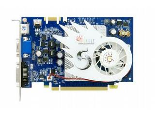 Sparkle NVIDIA GeForce 9500GT 512MB DDR2
