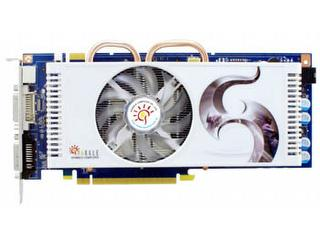 Sparkle NVIDIA GeForce 9800GT 512MB GDDR3