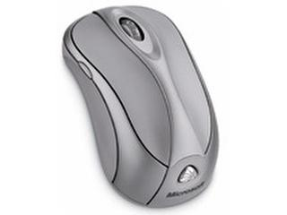 MS Wireless Notebook Laser Mouse 6000 (Silver)